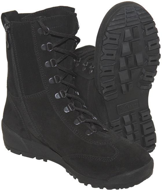 0f69d2684875 Штурмовые ботинки городского типа с высокими берцами КОБРА ZIP модель 12511  велюр
