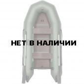 Лодка моторно -гребная ПВХ Лоцман М-290 (киль ЖС)