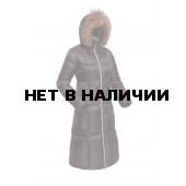 Пальто пуховое женское BASK DANA темный бордо