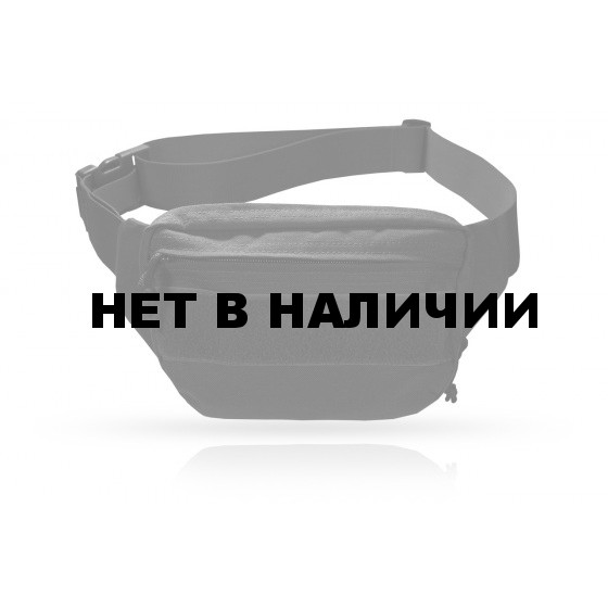 Подсумок UP-116-ВК поясная утилитарная сумка-кобура черная