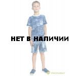 Комплект Детский джинс трикотаж