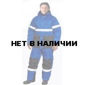 Костюм Норд-Вей утепленный (васил. + черный)
