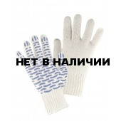 Перчатки х/б Аленка Премиум ПВХ-Волна 7,5кл (200 пар в уп.)