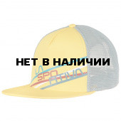 Кепка Trucker Hat Stripe 2.0 Lemonade/Stone Blue, X61106904