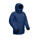 Женская пуховая куртка BASK KHAN TENGRI-W V5 темно-синяя