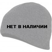 Шапка полушерстяная marhatter MMH 8217/4 чёрно-темно-серый мулине
