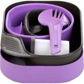 Портативный набор посуды CAMP-A-BOX® COMPLETE LILAC, W10266