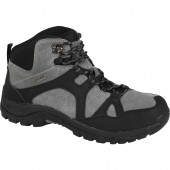 Ботинки трекинговые THB Blanca с мембраной черный\серый