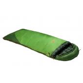 Мешок спальный SIBERIA Compact Plus зеленый, левый, 9272.01012