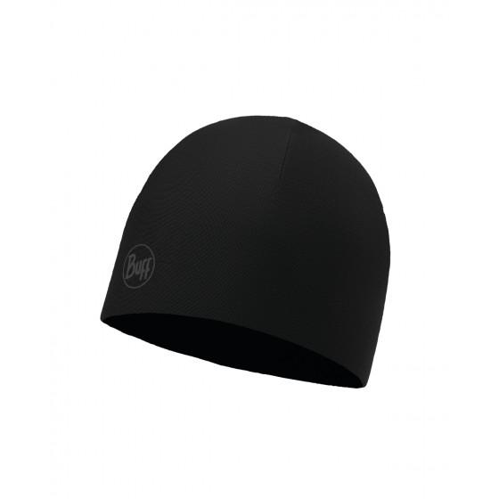 Шапка Buff Microfiber Reversible Hat R-Solid Black 118176.999.10.00