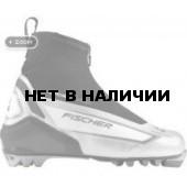 Ботинки лыжные NNN FISCHER XC comfort silver (S03808)