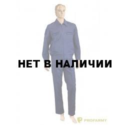 Костюм МПА-35 штабной RipStop синий