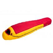 Спальный мешок BASK KARAKORAM 800+ XXL -44 красный/желтый