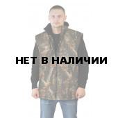 Жилет утепленный Nordwig-Rapid, камуфляж КОРИЧНЕВЫЙ ЛЕС