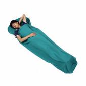 Спальный мешок ультралёгкий COOLMAX Cool Liner NAVY BLUE/XL/Mummy/330г/102х220см, OD810331