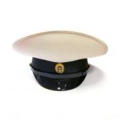 Фуражка ВМФ летняя рядового состава