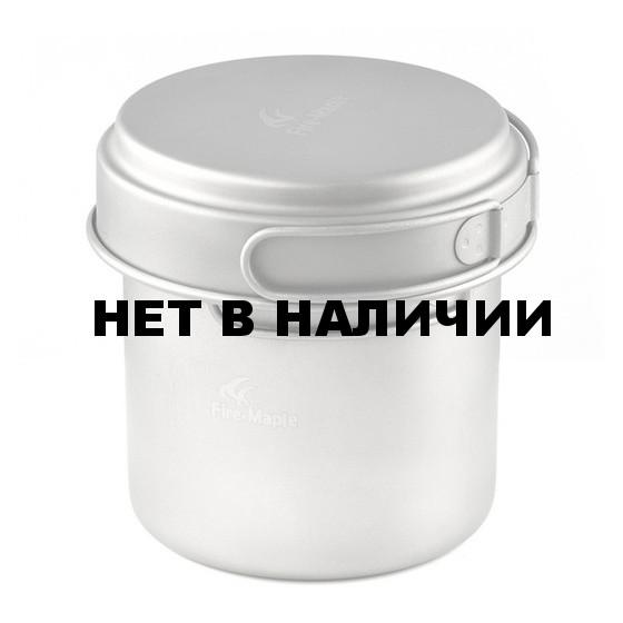 Набор титановой посуды на 1-3 человек HORIZON 4 Horizon 4
