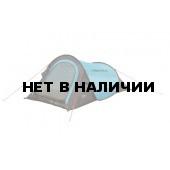 Палатка Campo голубой/тёмно-серый 220х120х90 см, 10102