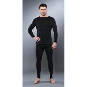 Комплект термобелья для мальчиков Guahoo: рубашка + кальсоны (650-S/BK / 650-P/BK)