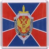 Магнит 77 ФСБ сувенирный