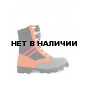 Ботинки с высокими берцами оранжевый DR3013