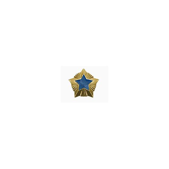 Знак различия Звезда Минэнерго малая металл
