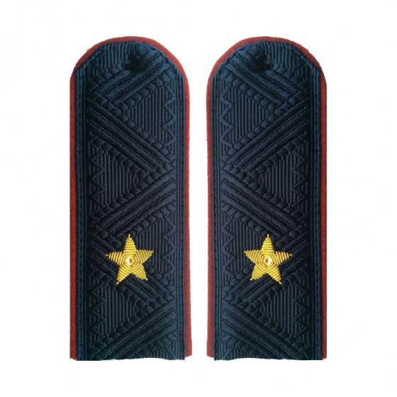 Погоны генерал-майор ФСИН на китель повседневные
