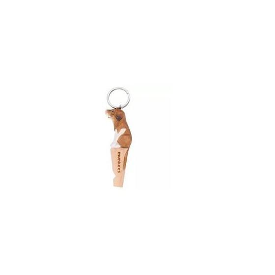 Брелок Свисток-Собака (упак=10 шт), 3361
