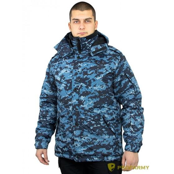 Куртка Рекрут TPТS-19 цифра МВД