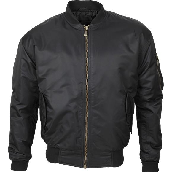 76c3c09aa9c Куртка Пилот черная твил