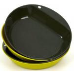 Тарелка плоская CAMPER PLATE FLAT OLIVE, 2121