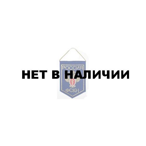 Вымпел ВМ-8 Россия ФСКН вышивка