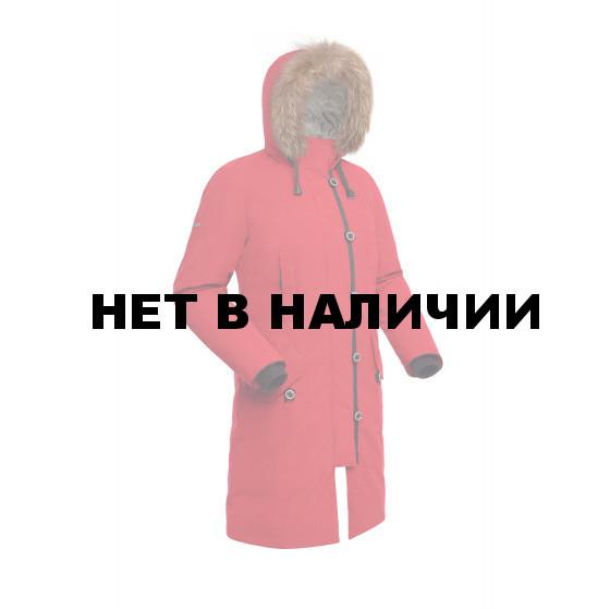 Пальто пуховое женское BASK HATANGA V2 красное