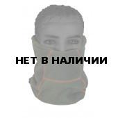 Шапка-шарф MIND, хаки, флис