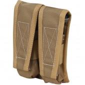 Блок из 2 подсумков под пистолетные магазины v.2 coyote brown