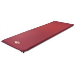 Универсальный самонадувающийся туристический коврик Alexika Trekking 60 9333.3808 Burgungy Red