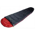Мешок спальный Action 250 антрацит/красный, 20078