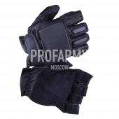 Перчатки кожаные SEC беспалые 12515002
