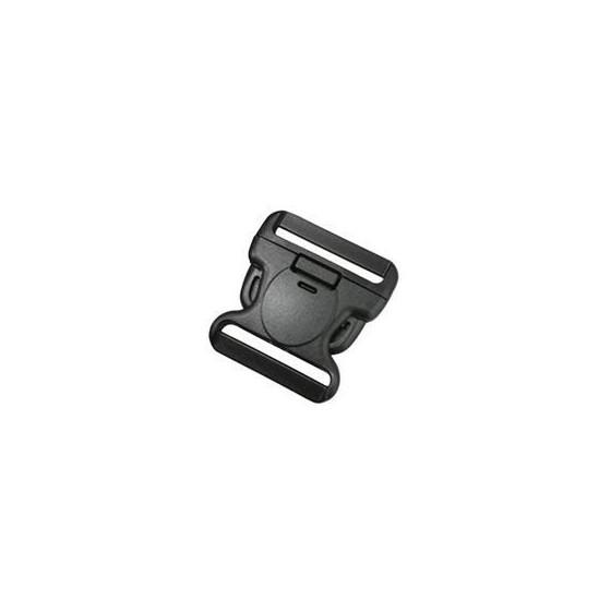 Пряжка фастекс с замком 50 мм 1-08227/1-08228 (2 части) без регулировки оливковый Duraflex