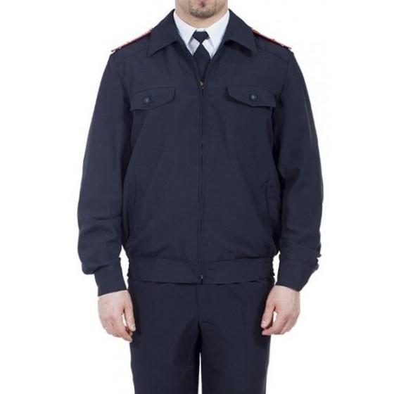 Куртка Полиция\Юстиция МВД полушерстяная