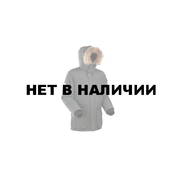 КУРТКА ПУХ ALASKA V2 СЕРЫЙ ТМН