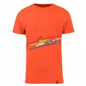 Футболка Stripe 2.0 T-Shirt M Pumpkin, H45204204