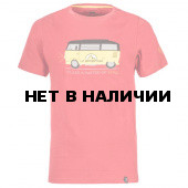 Футболка Van T-Shirt M Cardinal Red, H47307307