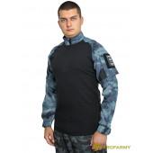 Рубашка тактическая Condor 170 TPR-71 A-Tacs LE (туман, синий мох)