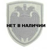 Нашивка на рукав ФСО полевая вышивка шелк