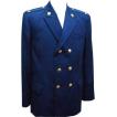 Китель Прокуратура двубортный синий индивидуальный пошив