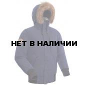 Куртка пуховая мужская BASK TOBOL синий тмн