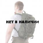 Рюкзак KE Tactical 1-Day Mission 25л Nylon 900 Den цифра