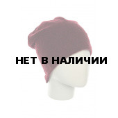 Шапка полушерстяная marhatter женская SWH8587 бордо 019