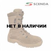 Ботинки кожаные с высокими берцами COBRA S8